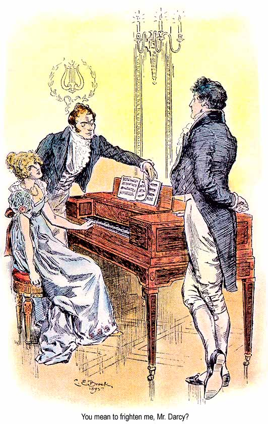 courtship and marriage in pride and prejudice a novel by jane austen In jane austen's pride and prejudice  important factors for the courtship of the  characters in the novel  which marriages austen describes as successful.