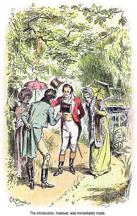 Jane Austen Pride And Prejudice Chapter I Of Volume Iii